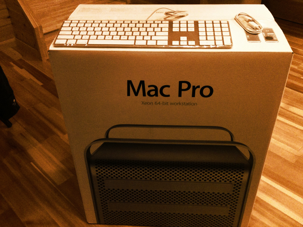 Apple MacPro 8Core 8GB